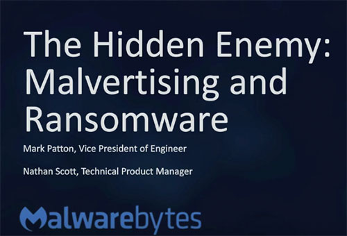 The Hidden Enemy: Malvertising and Ransomware
